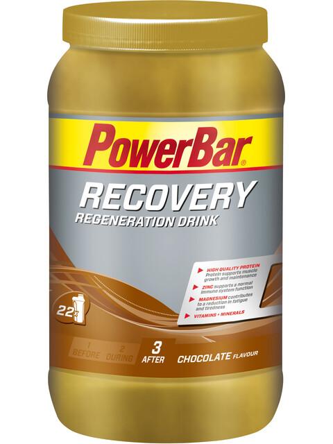 PowerBar Recovery Regeneration Drink Dose Schokolade 1210g
